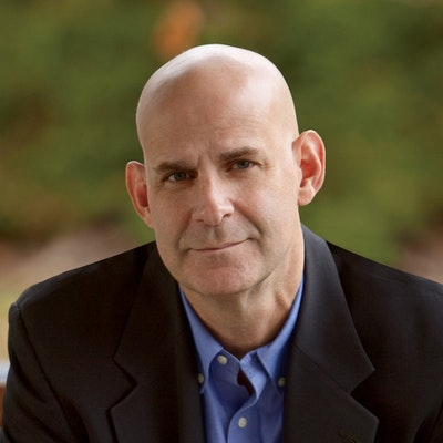 portrait photo of Harlan Coben