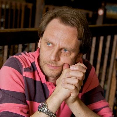 portrait photo of Nigel Cooper