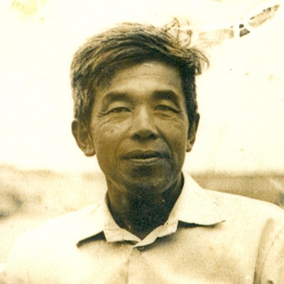 portrait photo of Xu Hongci