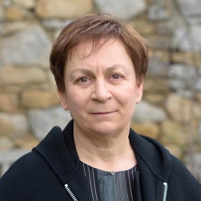 portrait photo of Anne Enright