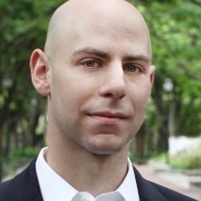 portrait photo of Adam Grant