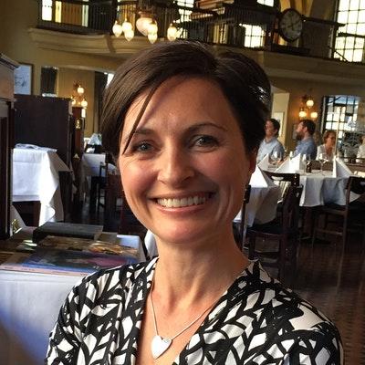 portrait photo of Lisa Stromme
