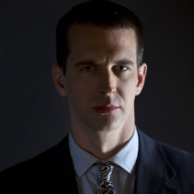 portrait photo of J. D. Daniels