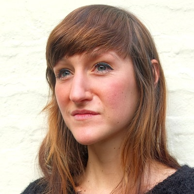 portrait photo of Sara Baume
