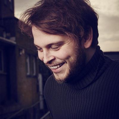 portrait photo of Barney Norris