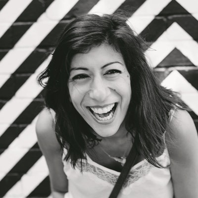 portrait photo of Georgina Hayden