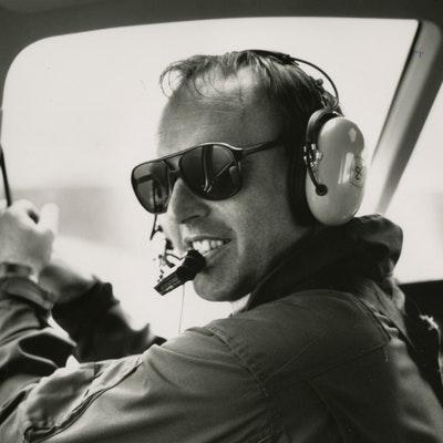 portrait photo of John Funnell