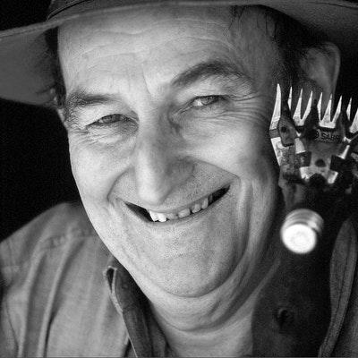 portrait photo of Alan Blunt
