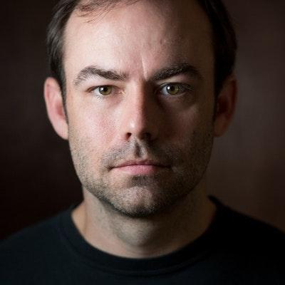 portrait photo of Brian Van Reet
