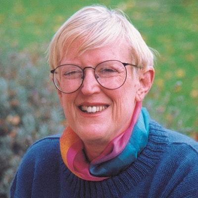 portrait photo of Margaret Mahy