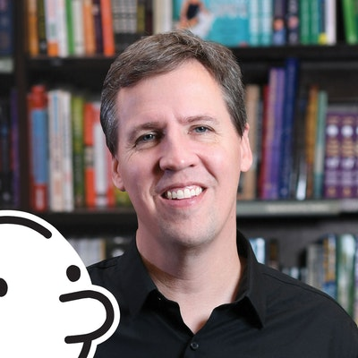 portrait photo of Jeff Kinney
