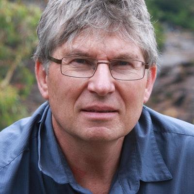 portrait photo of Iain McCalman
