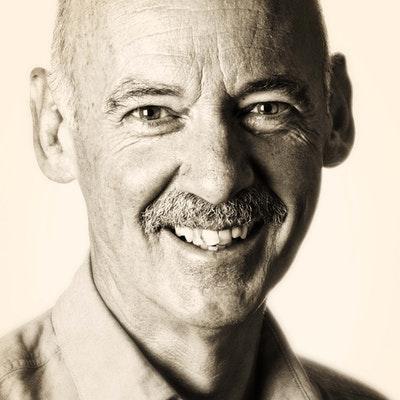 portrait photo of Justin D'Ath