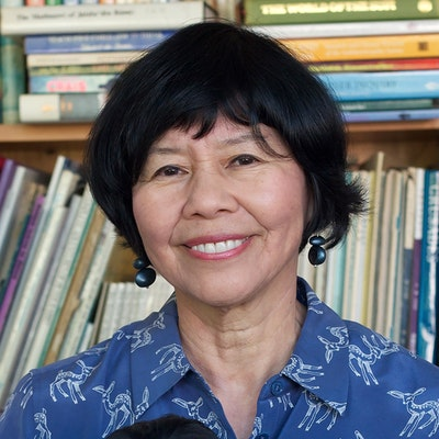 portrait photo of Gabrielle Wang