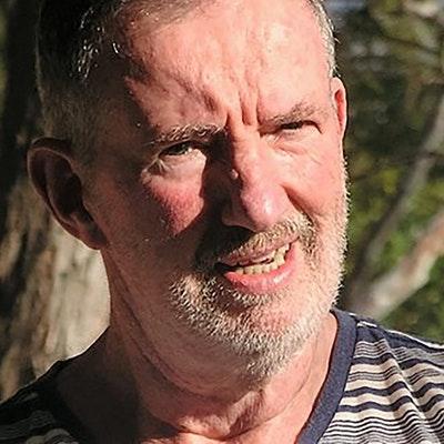 portrait photo of Allan Baillie