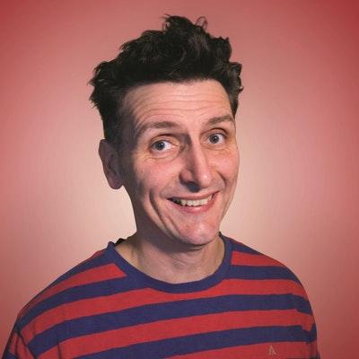 portrait photo of Frank Woodley
