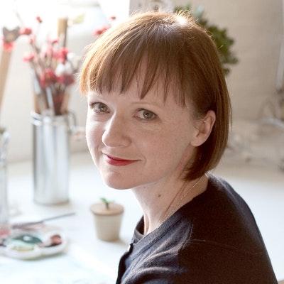portrait photo of Anna Walker