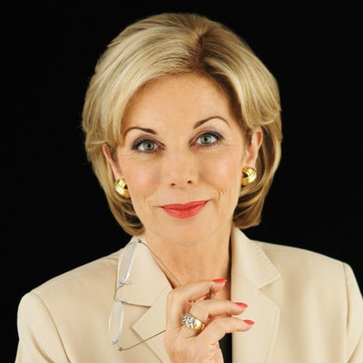 portrait photo of Ita Buttrose