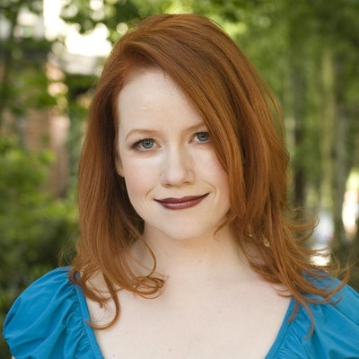 portrait photo of Richelle Mead