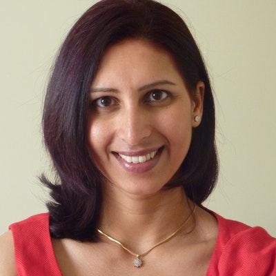 portrait photo of Ranjana Srivastava