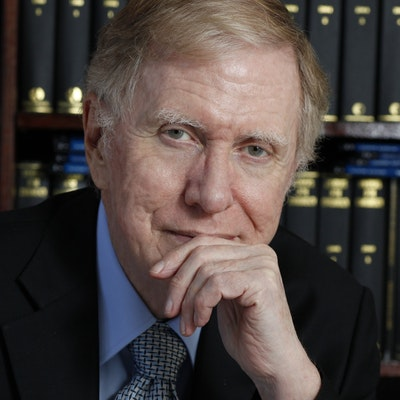 portrait photo of Michael Kirby