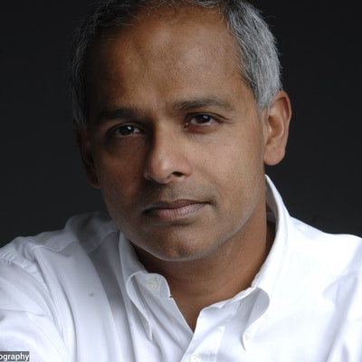 portrait photo of Satyajit Das