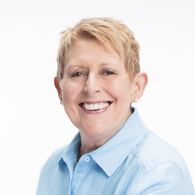 portrait photo of Mem Fox