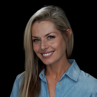 portrait photo of Madeleine West