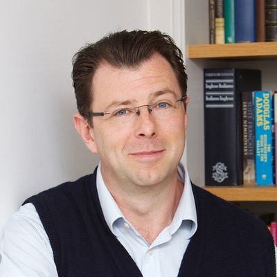 portrait photo of Conn Iggulden