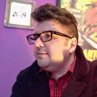 portrait photo of Richard Fairgray