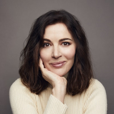 portrait photo of Nigella Lawson
