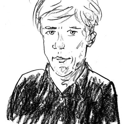 portrait photo of Oslo Davis