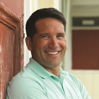 portrait photo of Lance O'Sullivan