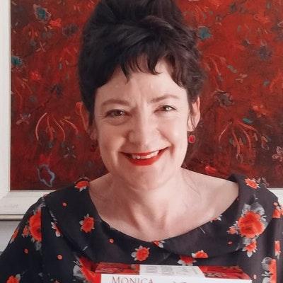 portrait photo of Monica McInerney