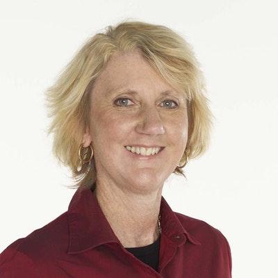 portrait photo of Kathy Walker
