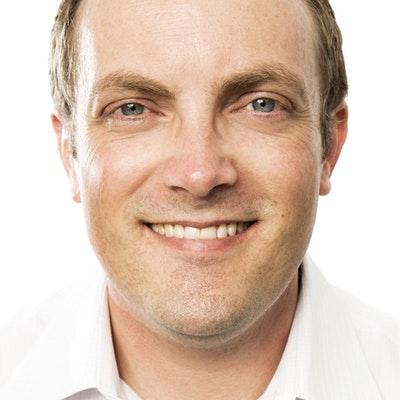 portrait photo of Troy Bramston