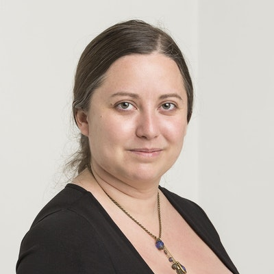 portrait photo of Jodi McAlister
