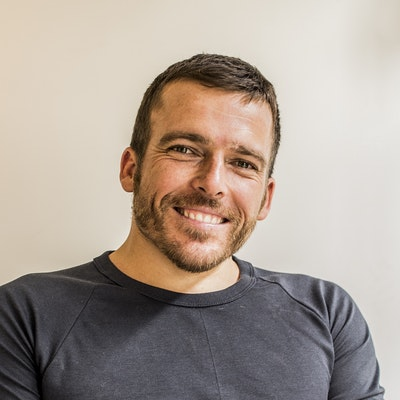 portrait photo of Kurt Fearnley